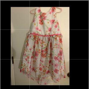 Light weight floral dress